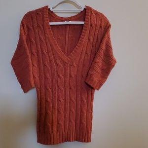aerie Sweaters - Aerie Rust/Burnt Orange Sweater